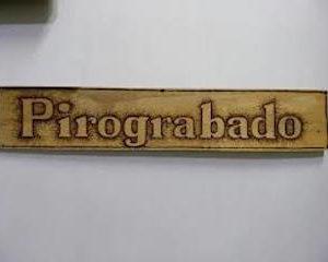 placa madera